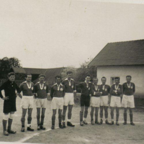 1 Mannschaft 1952 - Kopie