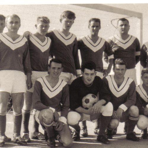 1. Mannschaft 1967