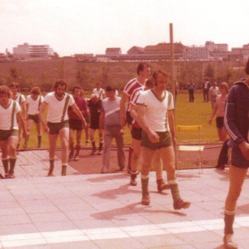 4-3 Niederlage gg. Passau-West 3---1974