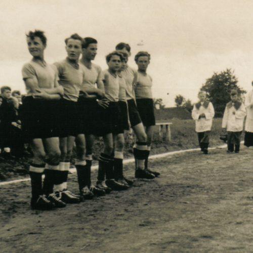 Mannschaft 1952