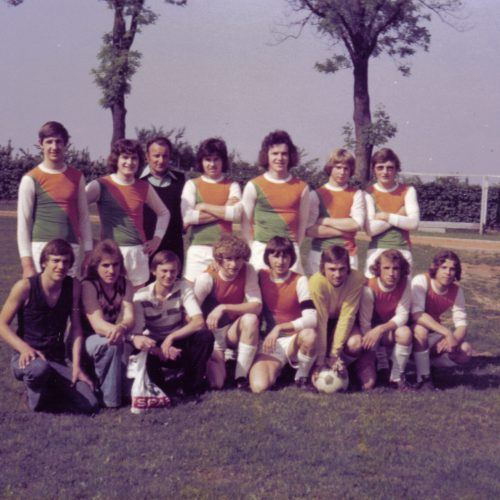 Mannschaft 1976