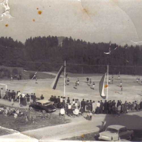Sportplazeinweihung 1962-1