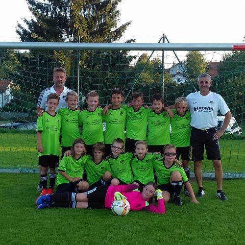 E 1 Meister Frühjahr 2019 Gruppe Waldkirchen