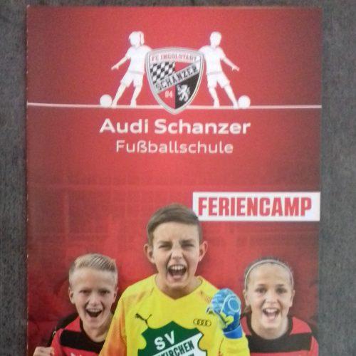 Audi Schanzer Feriencamp kommt wieder in 2021